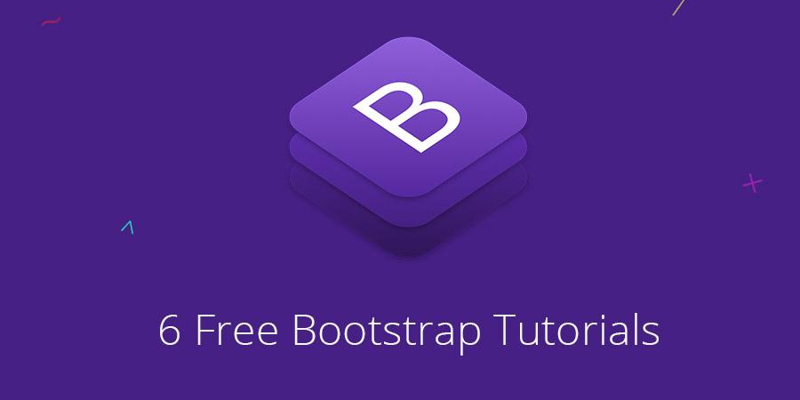 6 Free Bootstrap Tutorials